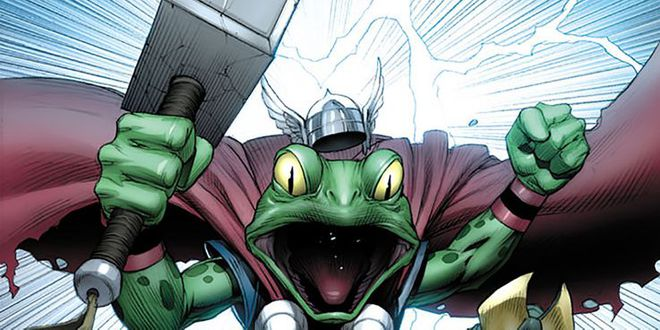 Tạm gác Avengers sang một bên, đây là 10 con vật mạnh nhất vũ trụ Marvel - Ảnh 4.