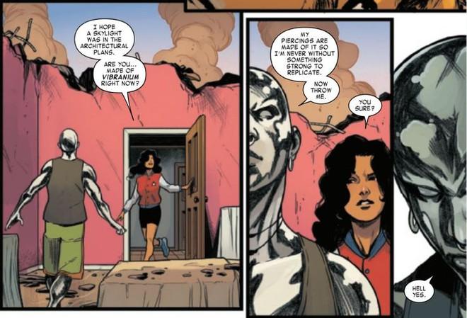 Vibranium vs. Adamantium: Trong vũ trụ Marvel, kim loại nào đáng giá hơn? - Ảnh 6.