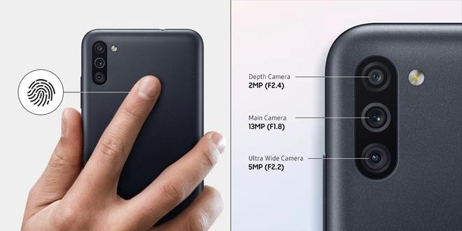 Samsung ra mắt Galaxy M11: Màn hình Infinity-O, pin 5000mAh, 3 camera sau - Ảnh 2.