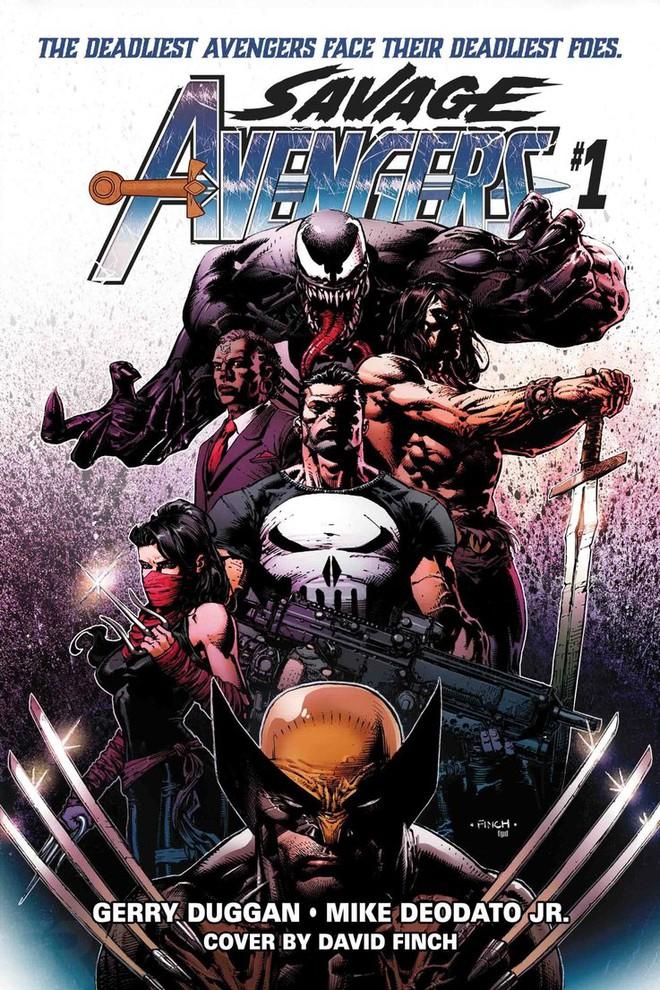 Phiên bản Avengers hoang dại tuyển thêm phản diện Juggernaut để đánh nhau với rồng - Ảnh 2.