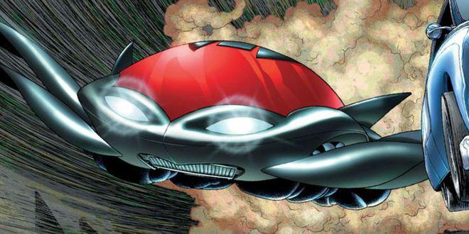 10 thiết kế xe Batmobile quái gở nhất, có chiếc dị đến nỗi Batman chưa dám mang ra đường lần nào - Ảnh 4.