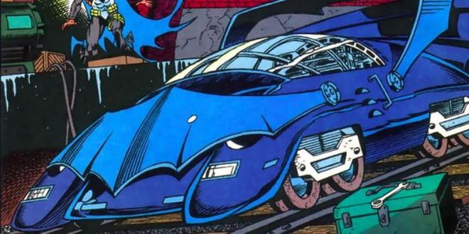 10 thiết kế xe Batmobile quái gở nhất, có chiếc dị đến nỗi Batman chưa dám mang ra đường lần nào - Ảnh 7.