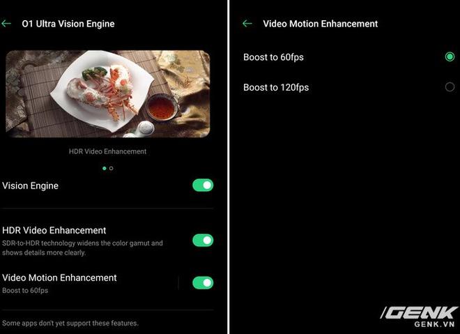 Tìm hiểu tính năng nâng cấp hình ảnh O1 Ultra Vision trên Find X2 series, biến SDR thành HDR và mọi frame-rate thành 120Hz - Ảnh 2.