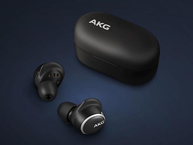 Samsung ra mắt tai nghe true wireless AKG N400: Chống ồn chủ động, kháng nước, giá 4.5 triệu đồng - Ảnh 1.