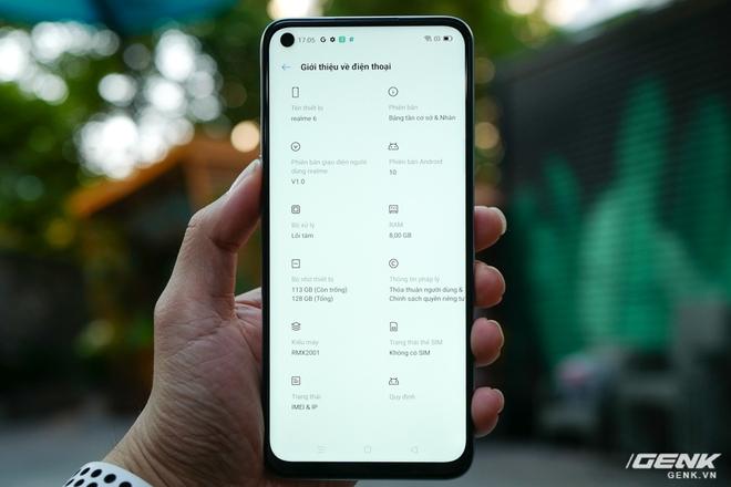 Trên tay Realme 6: dưới 6 triệu đồng đã có màn hình 90Hz - Ảnh 7.
