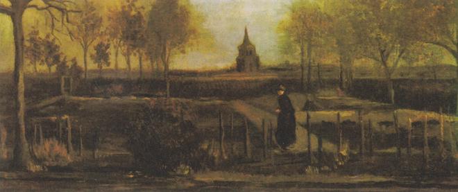 Một bức họa của Van Gogh vừa bị trộm giữa lúc bảo tàng đóng cửa vì virus corona - Ảnh 1.