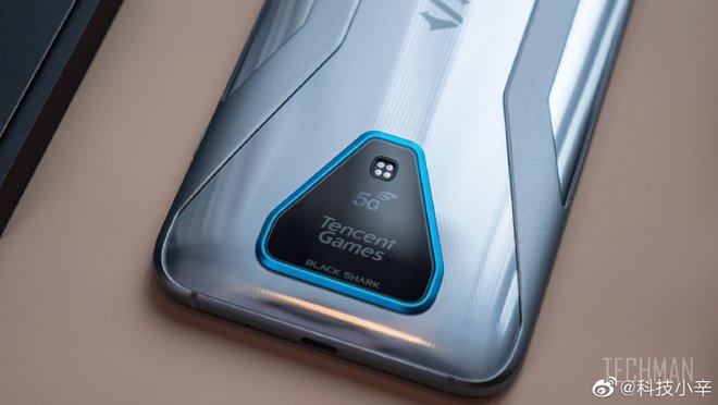Trên tay Black Shark 3: Snapdragon 865, sạc nhanh 65W, có jack tai nghe 3.5mm - Ảnh 7.