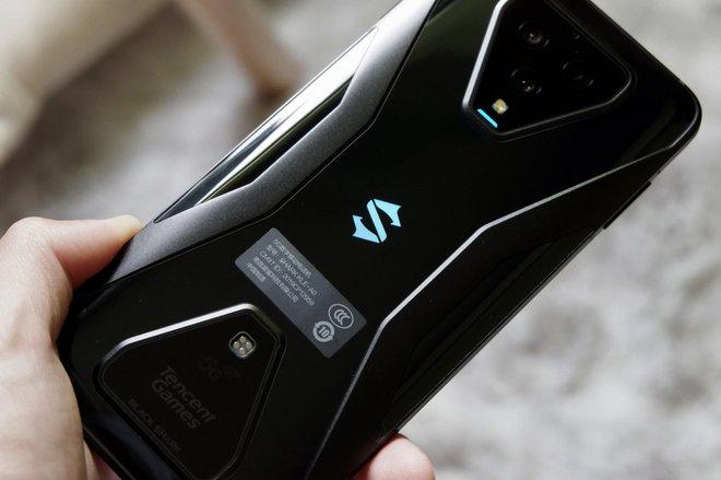 Trên tay Black Shark 3: Snapdragon 865, sạc nhanh 65W, có jack tai nghe 3.5mm - Ảnh 8.