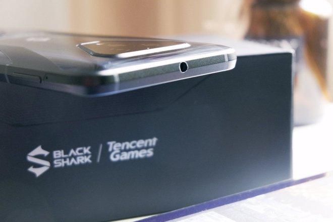 Trên tay Black Shark 3: Snapdragon 865, sạc nhanh 65W, có jack tai nghe 3.5mm - Ảnh 17.