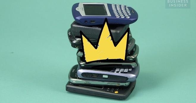 Ngược dòng thời gian: Sự trỗi dậy và sụp đổ của đế chế BlackBerry - Ảnh 1.
