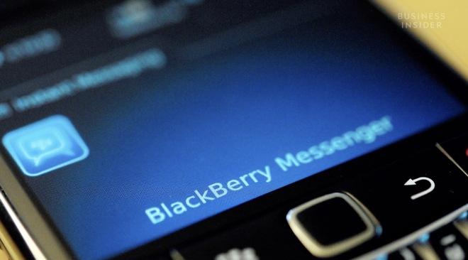 Ngược dòng thời gian: Sự trỗi dậy và sụp đổ của đế chế BlackBerry - Ảnh 6.