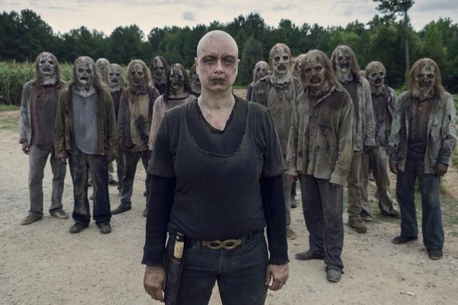 Nổi da gà với trailer mới của The Walking Dead: Sao lại giống trận đánh Night King trong Game of Thrones đến thế! - Ảnh 4.