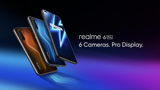 Realme 6 ra mắt: Màn hình 90Hz, camera 64MP, sạc nhanh 30W, giá từ 4.1 triệu đồng - Ảnh 5.