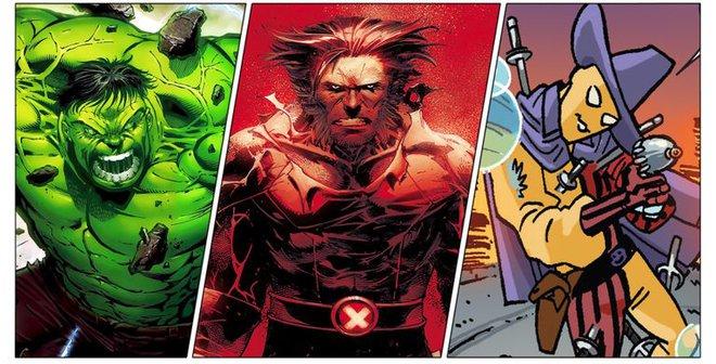 10 nhân vật có khả năng tự hồi máu mạnh nhất Marvel, hai bố con Wolverine còn chưa chạm tới top 5 - Ảnh 1.