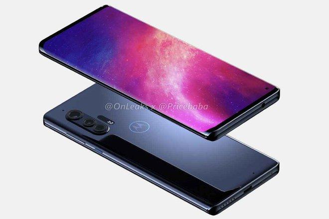 Chiếc smartphone cao cấp Motorola Edge+ 5G lộ diện với thiết kế ấn tượng - Ảnh 3.