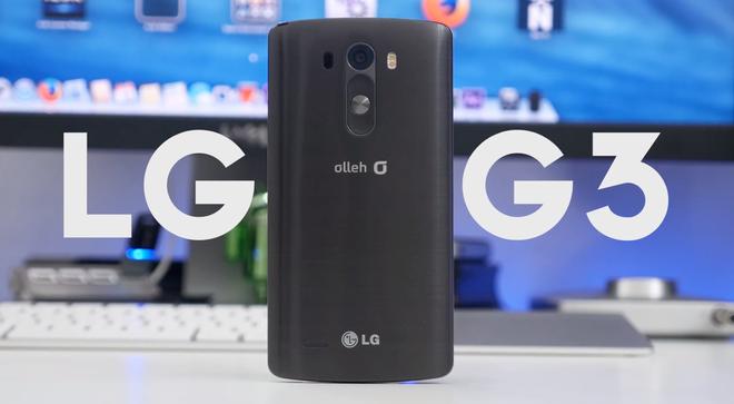 Nhìn lại LG G3 để nhớ rằng LG từng là một người tiên phong trên thị trường smartphone - Ảnh 8.