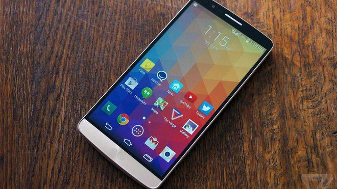 Nhìn lại LG G3 để nhớ rằng LG từng là một người tiên phong trên thị trường smartphone - Ảnh 3.