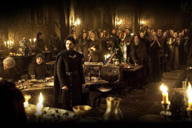 Cha đẻ Game of Thrones muốn được chết cùng nhà Stark trong sự kiện The Red Wedding - Ảnh 1.