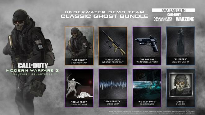 Call of Duty: Modern Warfare 2 Remastered đã được ra mắt hôm nay cho hệ máy PS4 - Ảnh 2.
