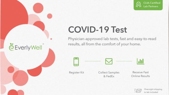 Hỗn loạn dịch vụ xét nghiệm Covid-19 tại nhà ở Mỹ - Ảnh 2.