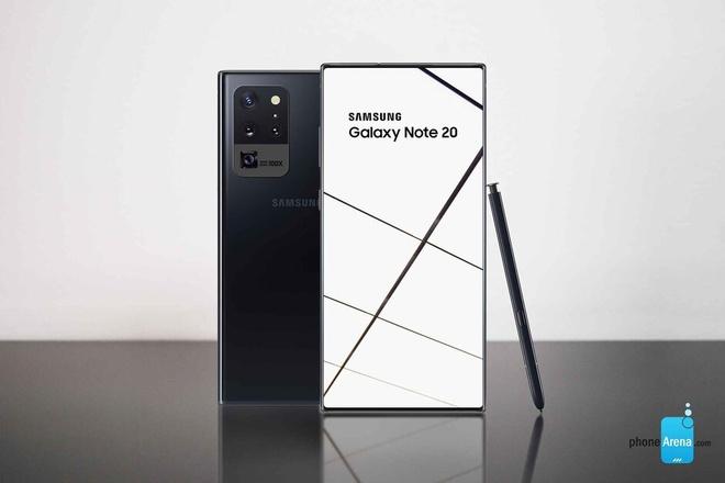 Rò rỉ mới nhất tiết lộ thiết kế của Samsung Galaxy Note 20 - Ảnh 2.