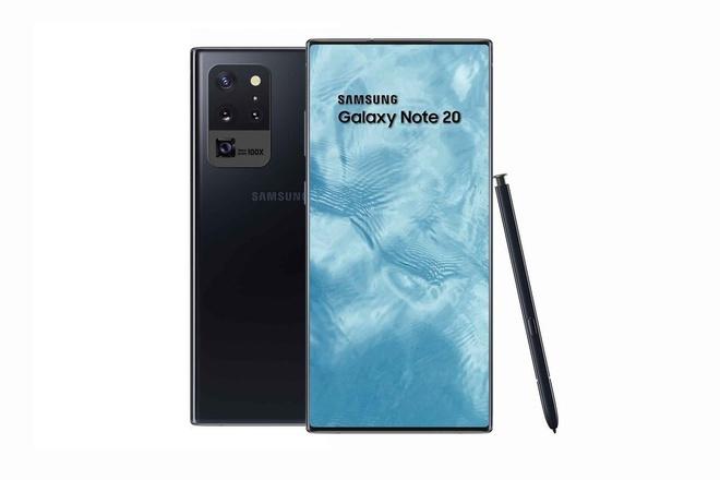 Rò rỉ mới nhất tiết lộ thiết kế của Samsung Galaxy Note 20 - Ảnh 3.