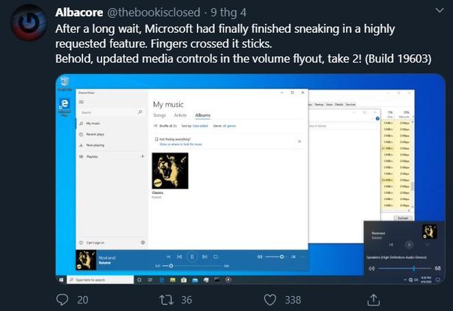 Microsoft âm thầm cập nhật một trong những tính năng được yêu cầu nhiều nhất trên Windows 10 - Ảnh 1.