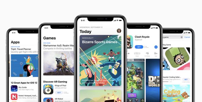 iOS 14 có thể cho phép bạn dùng thử các ứng dụng trước khi tải về - Ảnh 1.