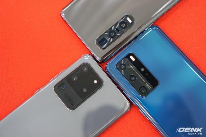 Đã có kết quả ảnh Zoom Galaxy S20 Ultra vs. P40 Pro vs. Find X2 Pro: Điện thoại C có số lượt bình chọn vượt xa 2 đối thủ còn lại - Ảnh 1.