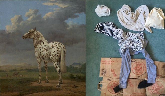Ở nhà tránh Covid-19, dân mạng thi nhau sử dụng đồ dùng gia đình để bắt chước theo những tác phẩm nghệ thuật nổi tiếng thế giới - Ảnh 13.