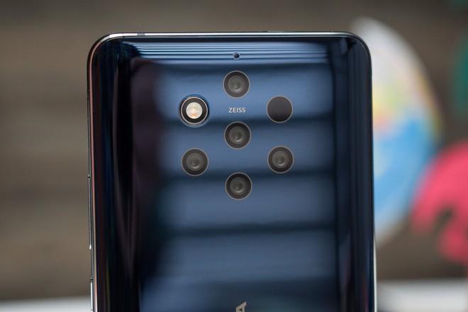 Không từ bỏ cuộc đua camera, Nokia 9.3 PureView 5G sẽ có 5 camera, cảm biến 108MP? - Ảnh 1.
