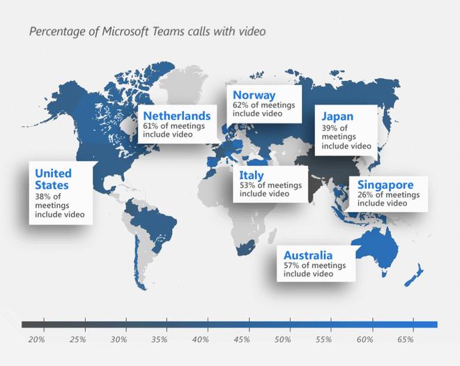 Microsoft: Đại dịch virus corona sẽ thay đổi mãi mãi cách chúng ta làm việc và học tập - Ảnh 1.