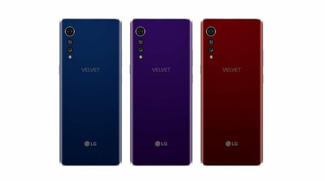 LG Velvet lộ ảnh với thiết kế giọt mưa - Ảnh 3.