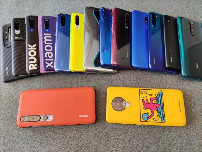 CEO Xiaomi Lei Jun tiết lộ 15 mẫu smartphone đã dùng trong năm 2019 - Ảnh 2.