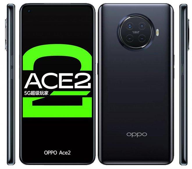 OPPO Ace 2 ra mắt: Snapdragon 865, hỗ trợ 5G, sạc không dây 40W, giá từ 13 triệu đồng - Ảnh 2.