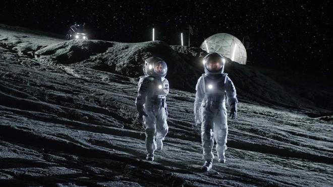 Xây dựng căn cứ trên Mặt Trăng bằng nước tiểu của phi hành gia: Nghe qua tưởng vô lý nhưng các nhà khoa học đang hiện thực hóa điều này - Ảnh 2.