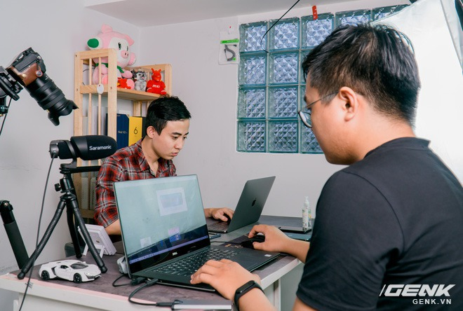 YouTuber công nghệ đang bước đầu khởi nghiệp đã gặp Covid-19: khó khăn, cơ hội và slogan sẵn sàng thay đổi như Chủ tịch Samsung - Ảnh 6.