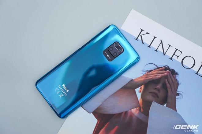 Đánh giá Redmi Note 9s: Giá hấp dẫn có nên mua? - Ảnh 1.