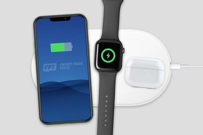 Sạc không dây AirPower của Apple có thể sẽ được ra mắt vào cuối năm nay, với mức giá không tưởng - Ảnh 2.
