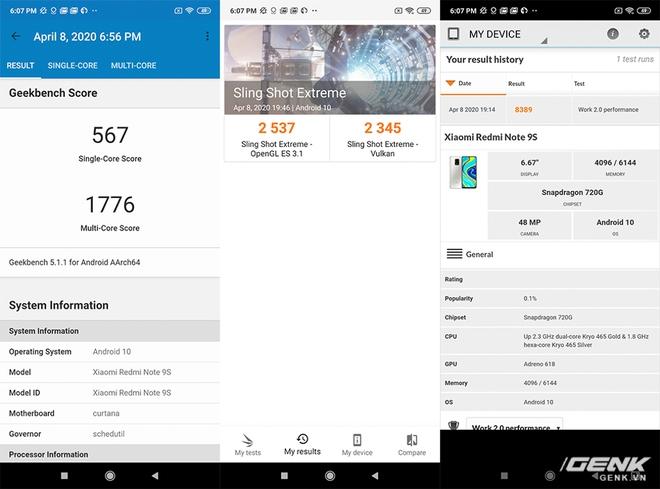 Đánh giá Redmi Note 9s: Giá hấp dẫn có nên mua? - Ảnh 10.