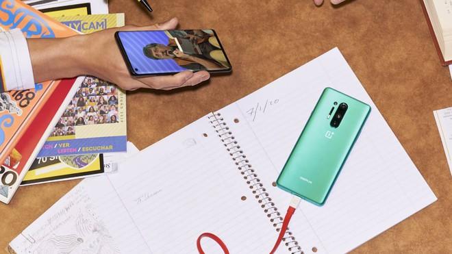 OnePlus 8 và 8 Pro ra mắt: Màn hình 120Hz, Snapdragon 865, sạc không dây 30W, giá cao kỷ lục - Ảnh 8.