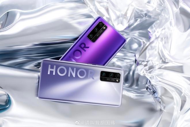 Honor ra mắt Honor 30, 30 Pro và Pro+: Anh em cùng cha khác mẹ với Huawei P40, giá từ 9.9 triệu đồng - Ảnh 4.