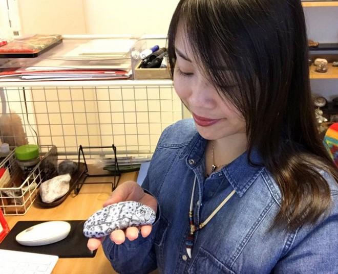 Nghệ sỹ người Nhật Akie Nakata