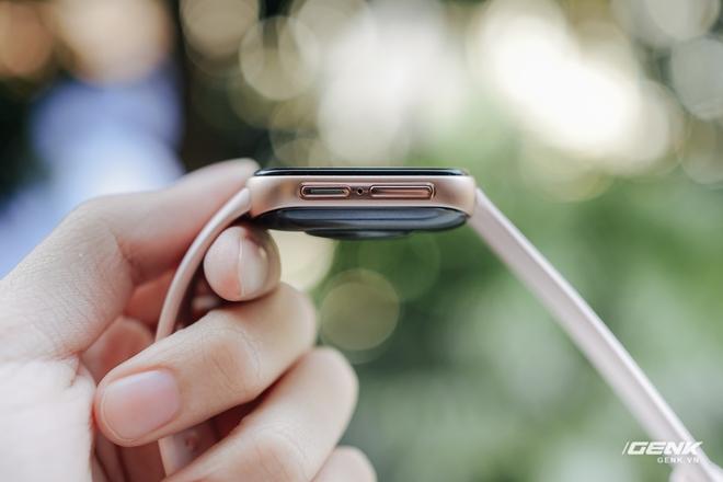 Trên tay OPPO Watch tại VN: Thiết kế đẹp, nhiều tính năng hay ho, pin 40 giờ, giá ngang Apple Watch - Ảnh 8.
