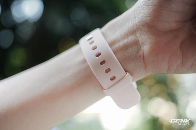 Trên tay OPPO Watch tại VN: Thiết kế đẹp, nhiều tính năng hay ho, pin 40 giờ, giá ngang Apple Watch - Ảnh 9.