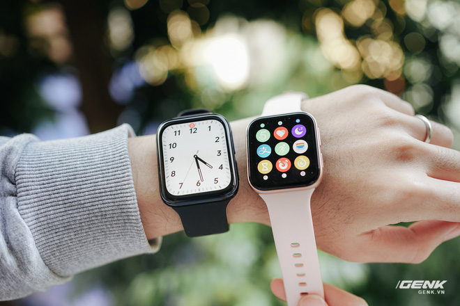 Trên tay OPPO Watch tại VN: Thiết kế đẹp, nhiều tính năng hay ho, pin 40 giờ, giá ngang Apple Watch - Ảnh 27.