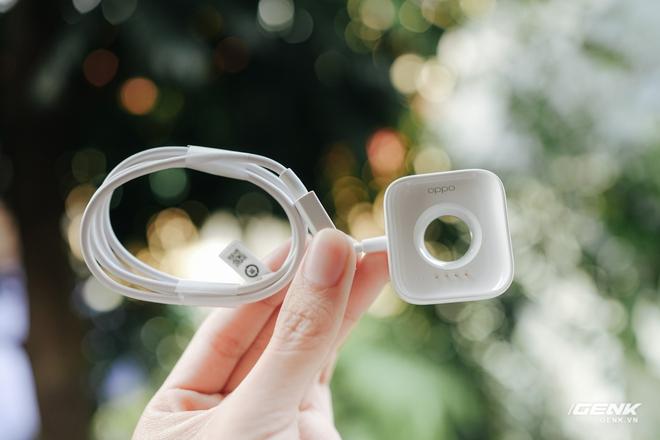 Trên tay OPPO Watch tại VN: Thiết kế đẹp, nhiều tính năng hay ho, pin 40 giờ, giá ngang Apple Watch - Ảnh 3.