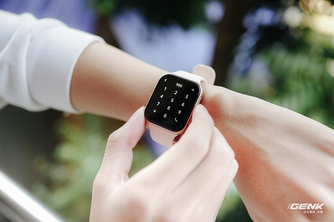 Trên tay OPPO Watch tại VN: Thiết kế đẹp, nhiều tính năng hay ho, pin 40 giờ, giá ngang Apple Watch - Ảnh 16.