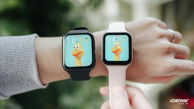 Trên tay OPPO Watch tại VN: Thiết kế đẹp, nhiều tính năng hay ho, pin 40 giờ, giá ngang Apple Watch - Ảnh 26.