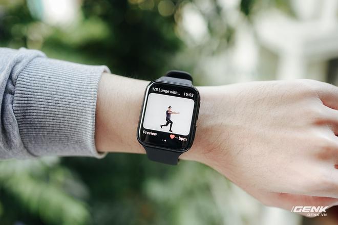 Trên tay OPPO Watch tại VN: Thiết kế đẹp, nhiều tính năng hay ho, pin 40 giờ, giá ngang Apple Watch - Ảnh 24.